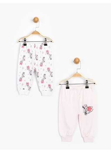 Minnie Mouse Pijama Takım Pembe